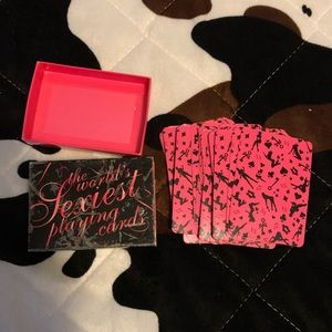 Victoria's Secret Sexy Little Things Playing Cards